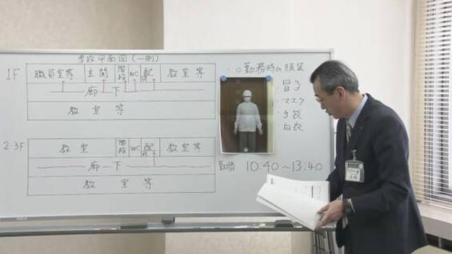 北海道江別市の50代女性給食配膳員は誰で名前は?